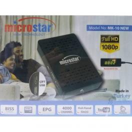Microstar MK-20 Uydu Alıcısı